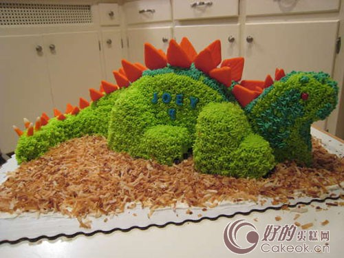 3d 3d for 3d dinosaur cake template
